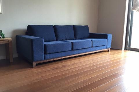 長崎県M様のコーディネート FLOW sofa 3p