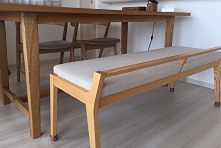 沖縄県H様のコーディネート|ibiza bench