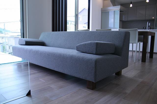 長崎県J様のコーディネート|costa armless sofa 2p