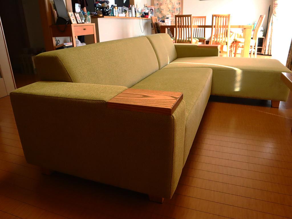 長崎県 I様のコーディネート|COMBO corner sofa