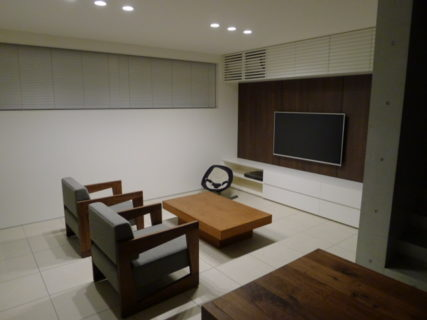 東京都 M様のコーディネート tide sofa 1p