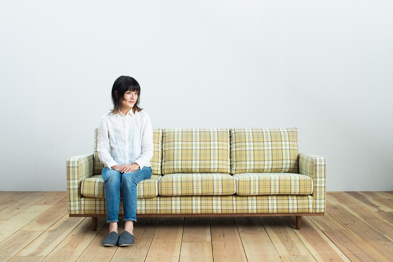 LENTE sofa 3p