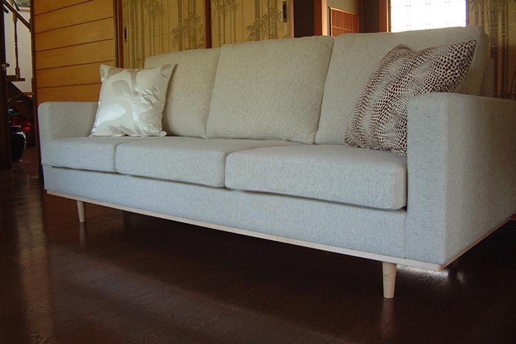 H様のコーディネート|LENTE sofa 3p