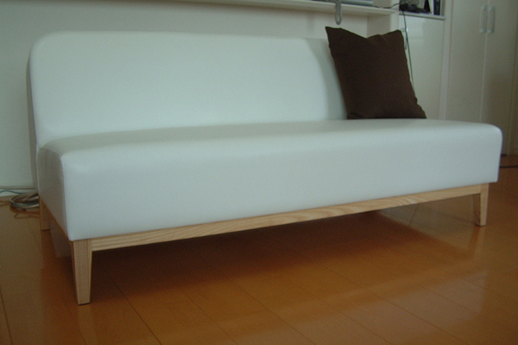 H様のコーディネート ripple sofa 2p