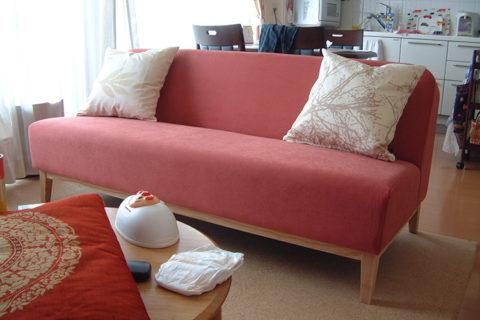 M様のコーディネート|ripple sofa 2p