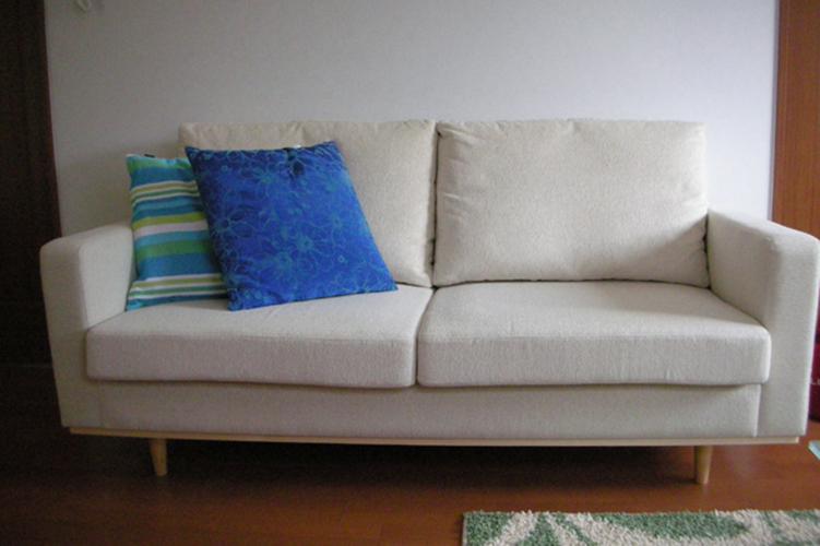 長崎県U様のコーディネート|LENTE sofa 2p
