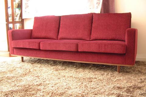 Y様のコーディネート|LENTE sofa 3p
