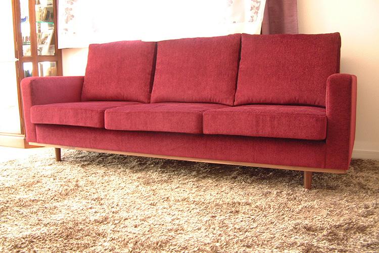 Y様のコーディネート LENTE sofa 3p
