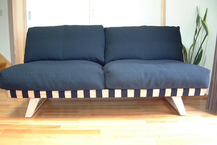 K様のコーディネート|balsa sofa 2p