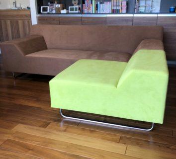 長崎県 S様のコーディネート|costa sofa 3p fix + costa ottoman
