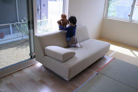 長崎県O様のコーディネート|costa armless sofa 2p