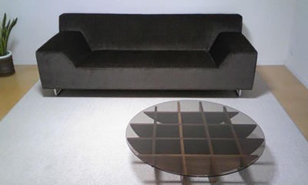 愛知県 T様のコーディネート costa sofa 3p fix + isola low table