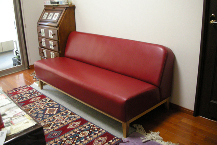長崎県N様のコーディネート ripple sofa 2p