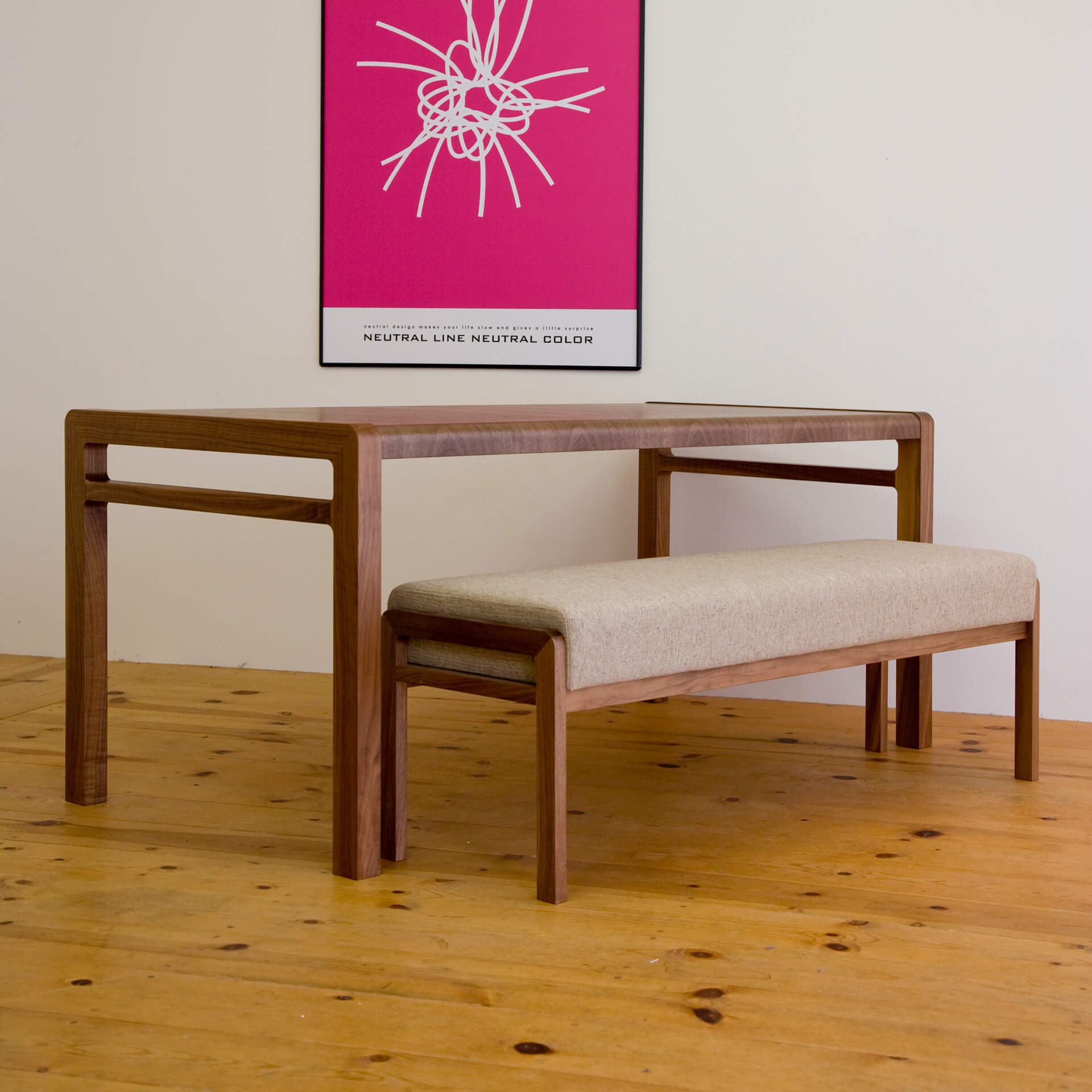 ballena table 1650