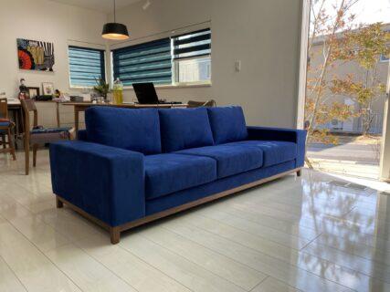 長崎県 E様のコーディネート|FLOW sofa 3p