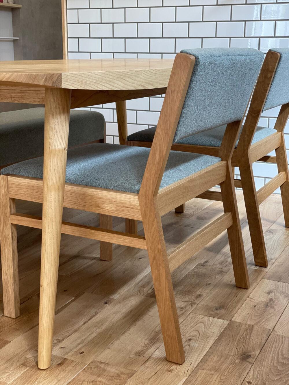 長崎県 M様のコーディネート surf table + ballena chair + bench