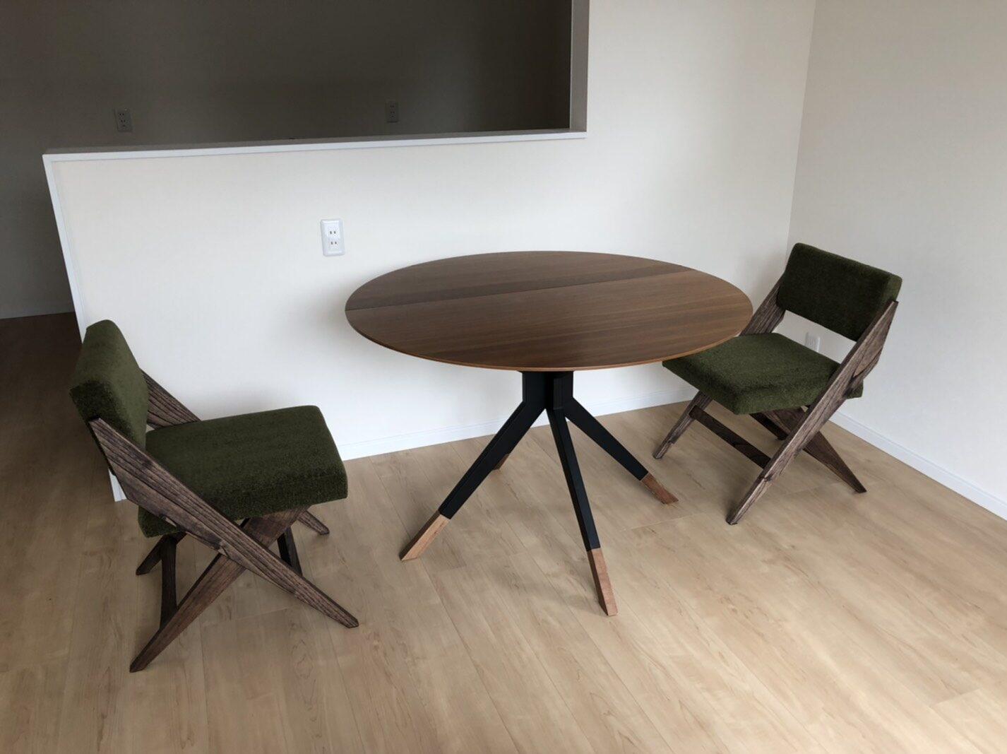 長崎県 Y様のコーディネート rudder chair