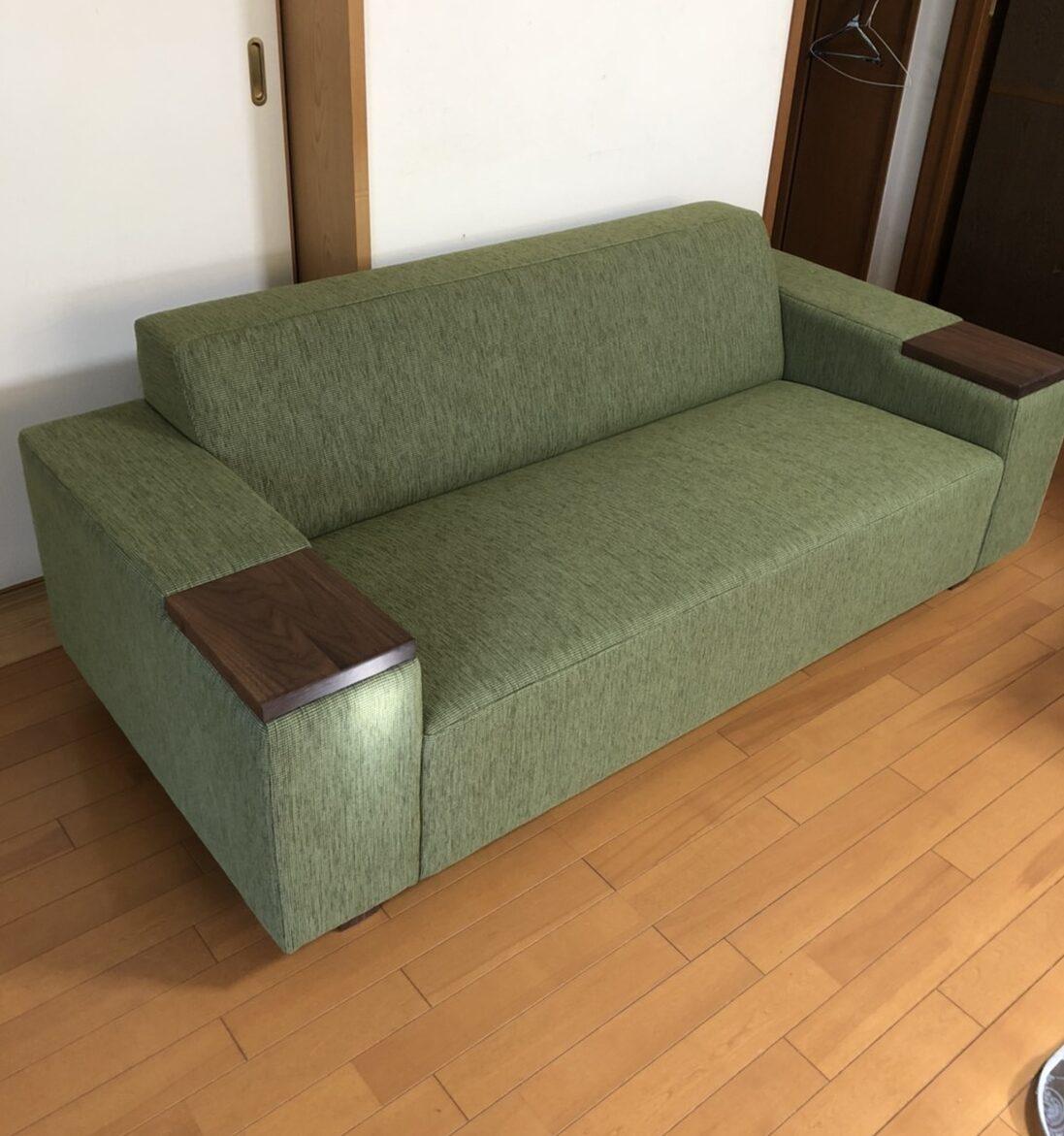 長崎県 K様のコーディネート|COMBO sofa 2p